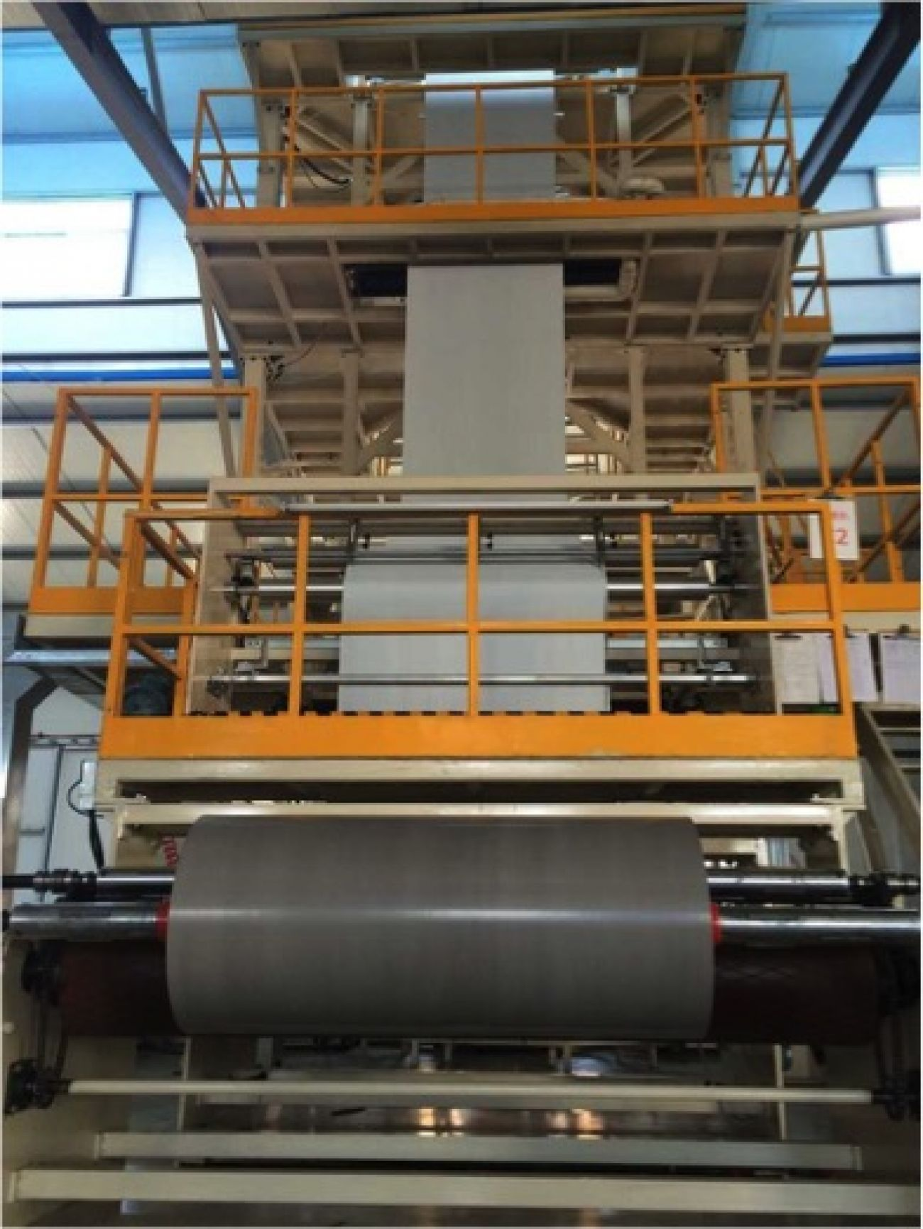 Extrusion machine<br>挤出机