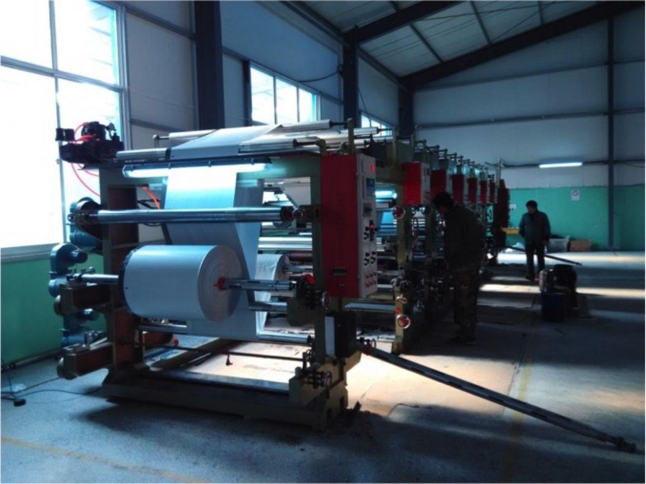 Gravure printing<br>覆膜机