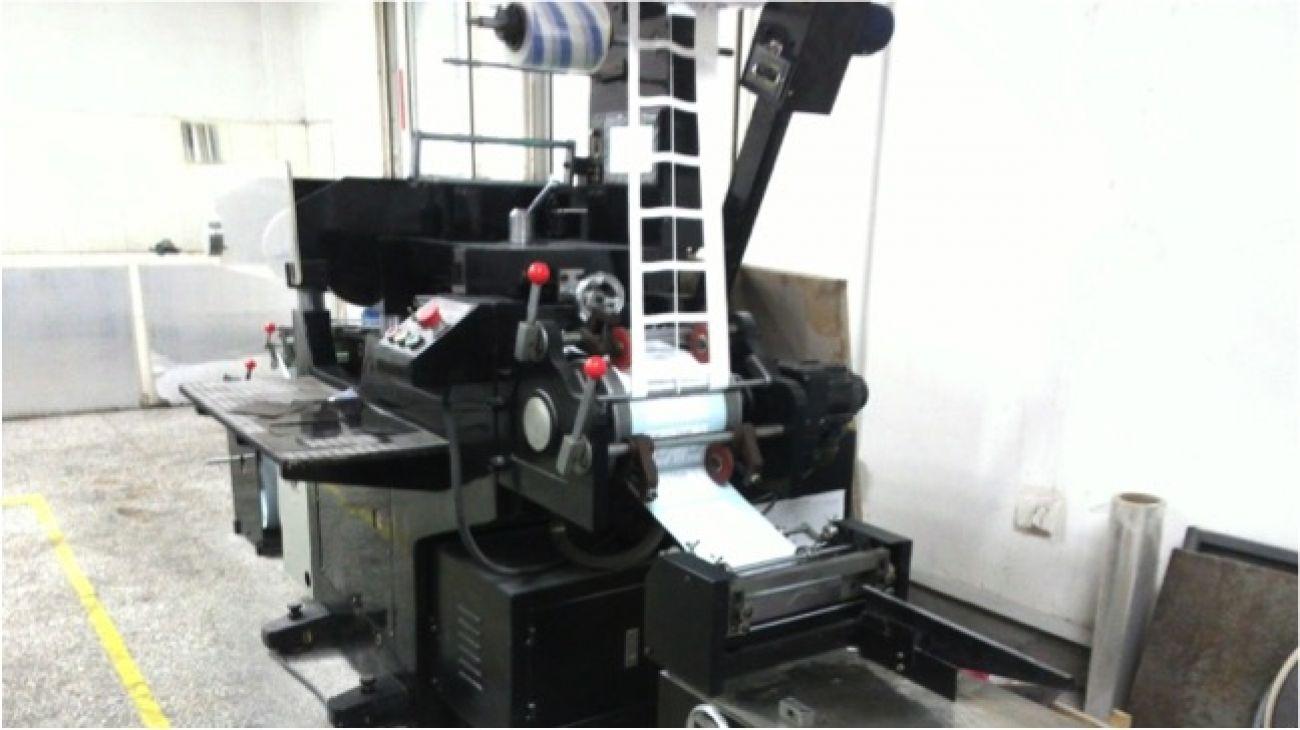 Stickers printing press<br>印刷设备 - 不干胶印刷机